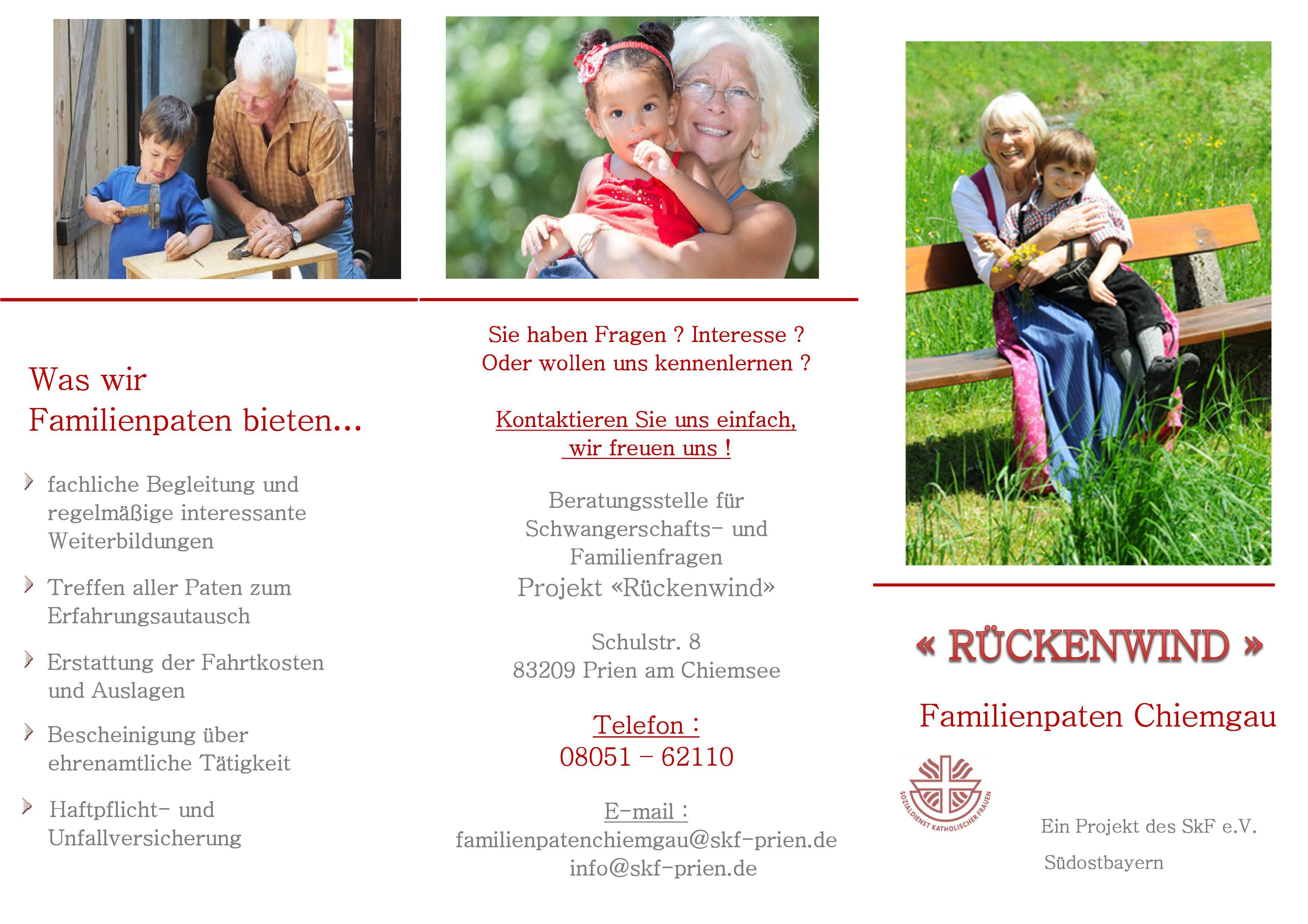Familienpaten Chiemgau