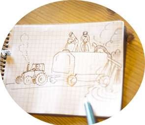 Zeichnung_Traktor