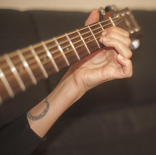 Closup_Gitarre