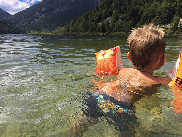 Weitsee_Ruhpolding_Wasser